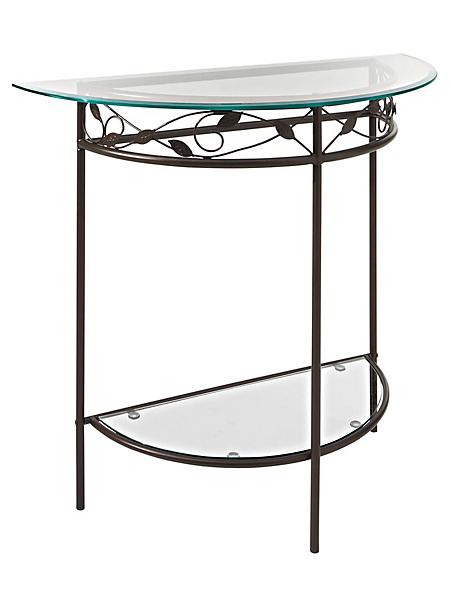 konsolentische online kaufen im wohnen shop heine. Black Bedroom Furniture Sets. Home Design Ideas