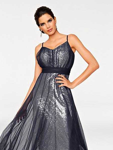 Abendkleider lang online kaufen im mode shop heine - Heine festliche kleider ...