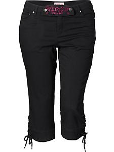 Sheego Style - sheego Style Trachtenhose im modernen Look