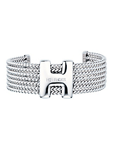 TOMMY HILFIGER - Armspange, »Classic Signature, 2700591«, Tommy Hilfiger Jewelry