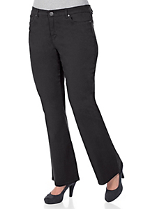 Sheego Casual - sheego Casual Bootcut-Stretch-Jeans