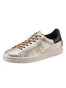 Esprit - Esprit Sneaker mit metallic Schlangenprägung
