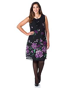 Sheego Style - sheego Style Figurbetonendes Kleid