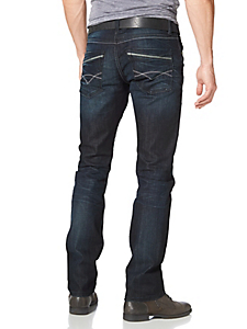 Bruno Banani - Bruno Banani Straight-Jeans »Dylan«