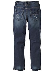 SHEEGO DENIM - sheego Denim Gerade Stretch-Jeans