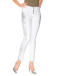Ashley Brooke - Bodyform-Push-up-Jeans mit Bauch-weg-Funktion