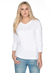 Sheego Casual - sheego Casual BASIC Pullover