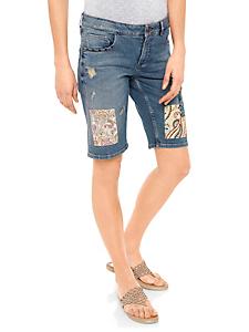 Mandarin - Jeans-Bermuda