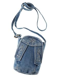 HAMMERSCHMID - Trachtentasche in Jeansoptik, Hammerschmid