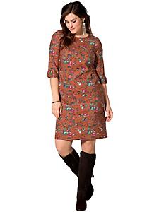 Sheego Trend - sheego Trend Kleid im Vintage-Look