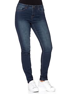 SHEEGO DENIM - sheego Denim Power-Stretch Jeans 5-Pocket