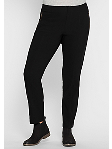 Sheego Casual - sheego Casual Schmale Stretch-Hose