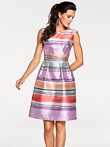 Ashley Brooke - Prinzesskleid mit Streifen
