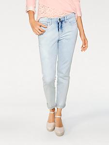 Linea Tesini - Boyfriend-Jeans