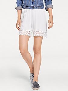 B.C. Best Connections - Shorts mit Spitze