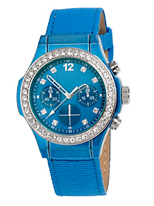 Heine - Armbanduhr in Chronographen-Optik