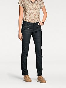 Rick Cardona - Jeans mit Zippertaschen
