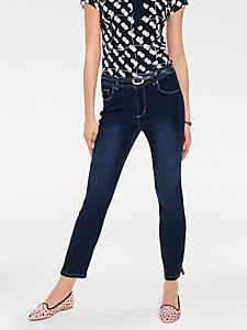 Ashley Brooke - Bodyform-7/8-Jeans High-Stretch