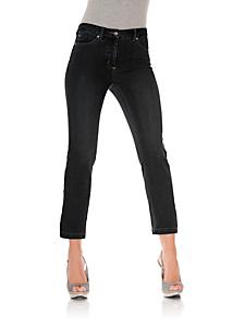 Ashley Brooke - Bodyform-7/8-Jeans mit Push-up-Effekt