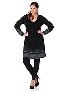 Sheego Trend - sheego Trend Shirtkleid