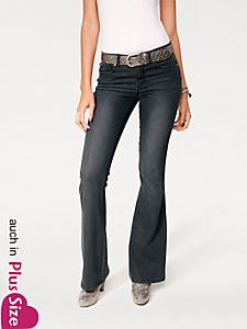 Patrizia Dini - Flared-Jeans