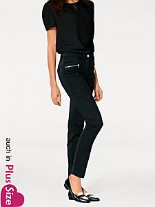 Ashley Brooke - Bodyform-Stretchhose mit Bauch-weg-Funktion