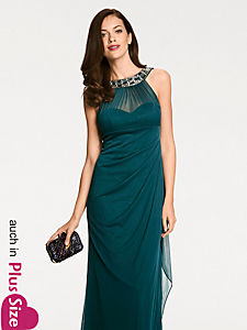 Ashley Brooke - Abendkleid mit Applikationen